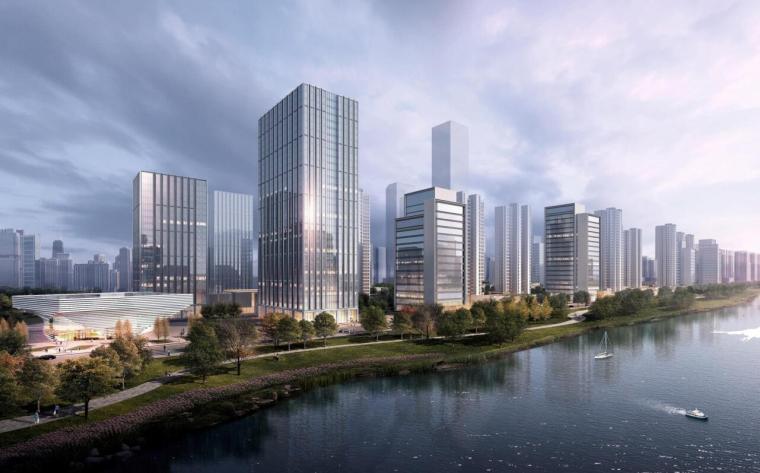 [山东]融创海洋活力区商业住宅建筑方案