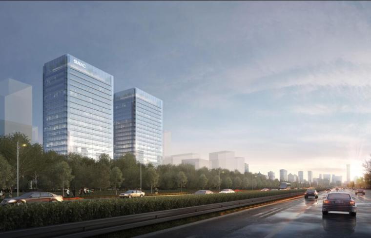 [北京]现代高层顶级豪宅建筑方案文本