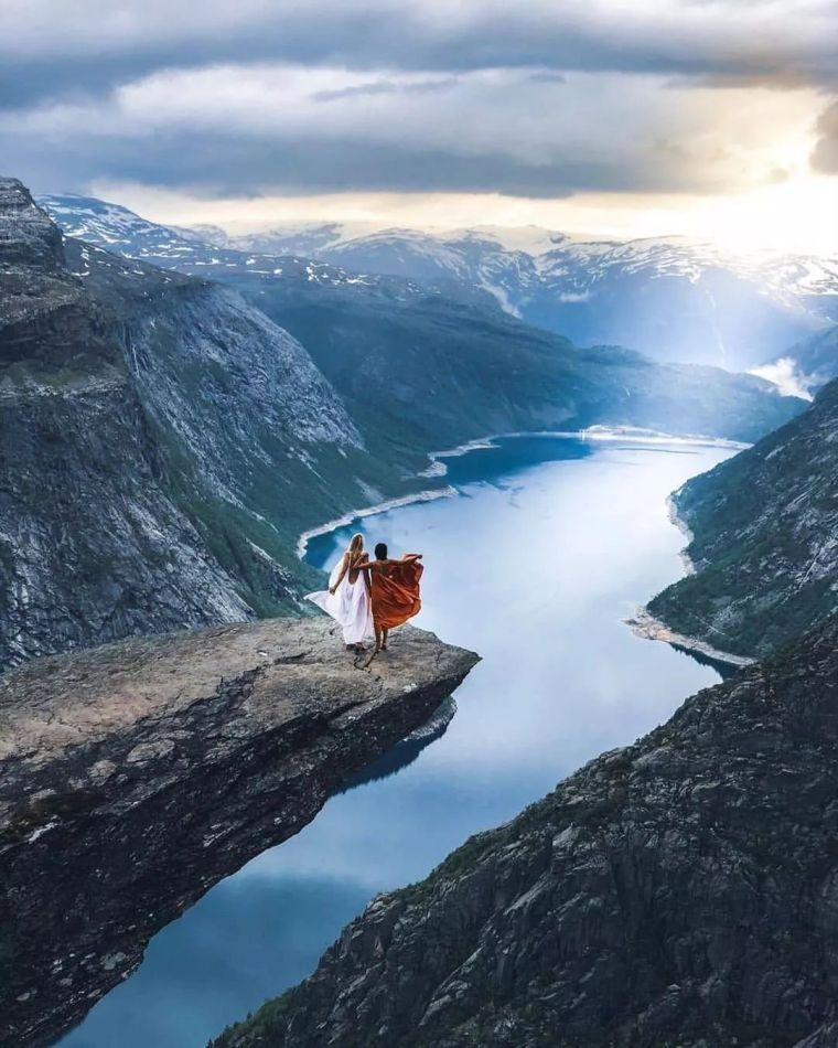 欧洲顶级铁路,带你去追每一条挪威峡湾!