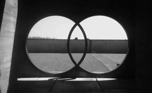 """建筑设计中的""""圆圈"""""""