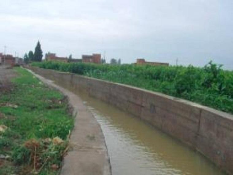 水库灌区明渠施工组织设计(清楚明了)
