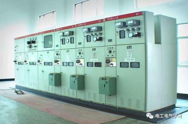 配电基础知识:环网柜进线柜、出线柜、联络