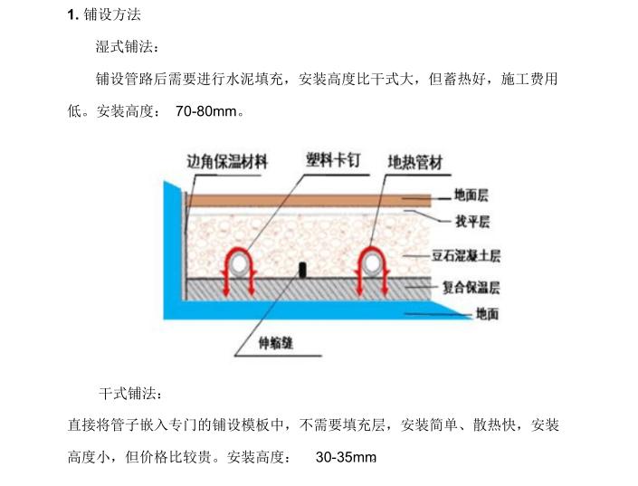 空气源热泵安装设计手册标准