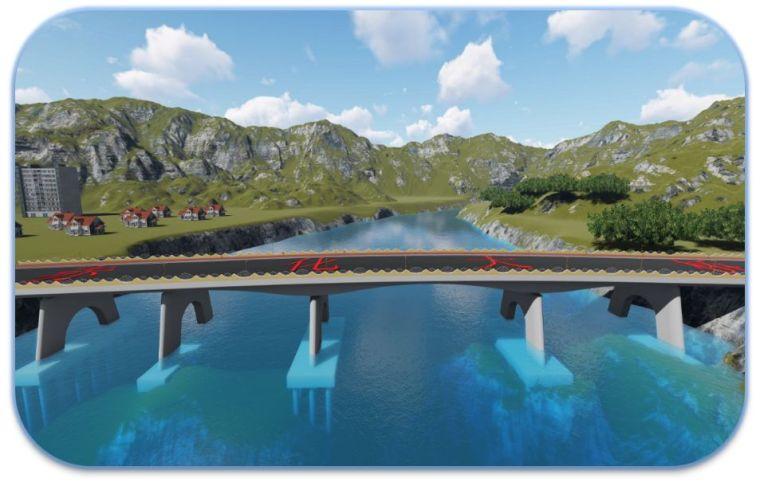 BIM技术在广元赤化大桥项目施工中的应用