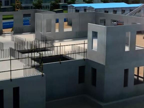 上海装配式建筑技术介绍以及施工工艺