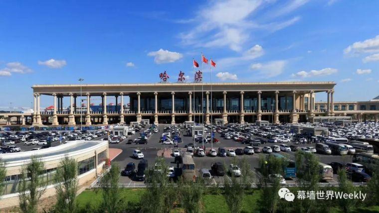 哈尔滨太平国际机场T2航站楼幕墙工程解析