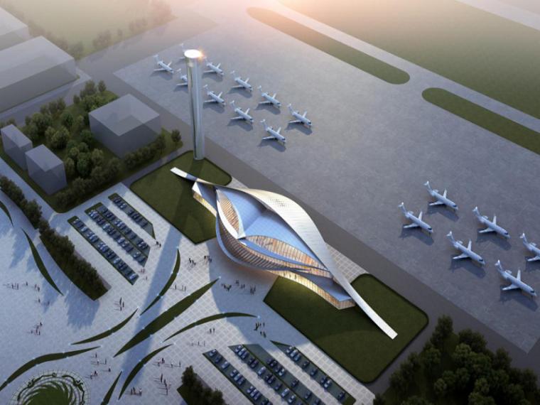 [成都]机场航管综合楼施工组织设计2019年