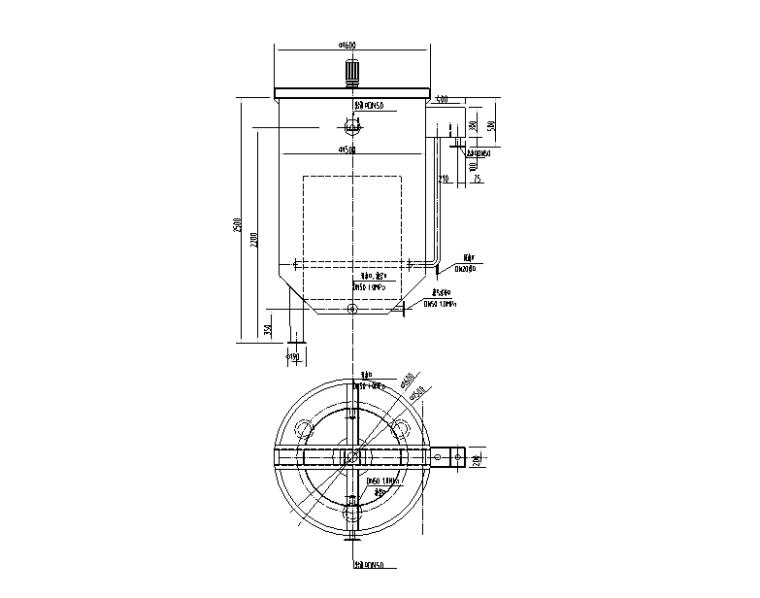 某轴承厂污水处理站设计
