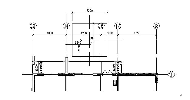建筑高层室外电梯施工方案