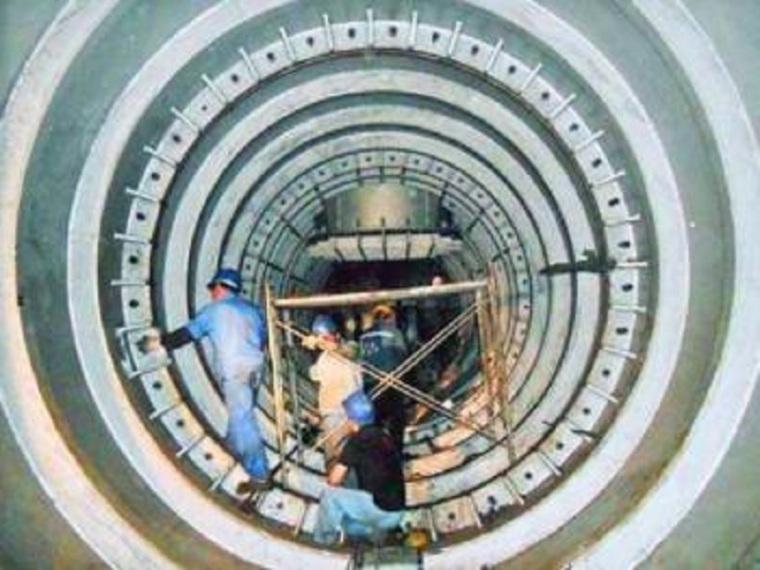 引水隧洞施工方法(62页,清楚明了)