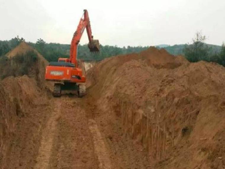 建筑场地岩土工程勘察报告(清楚明了)