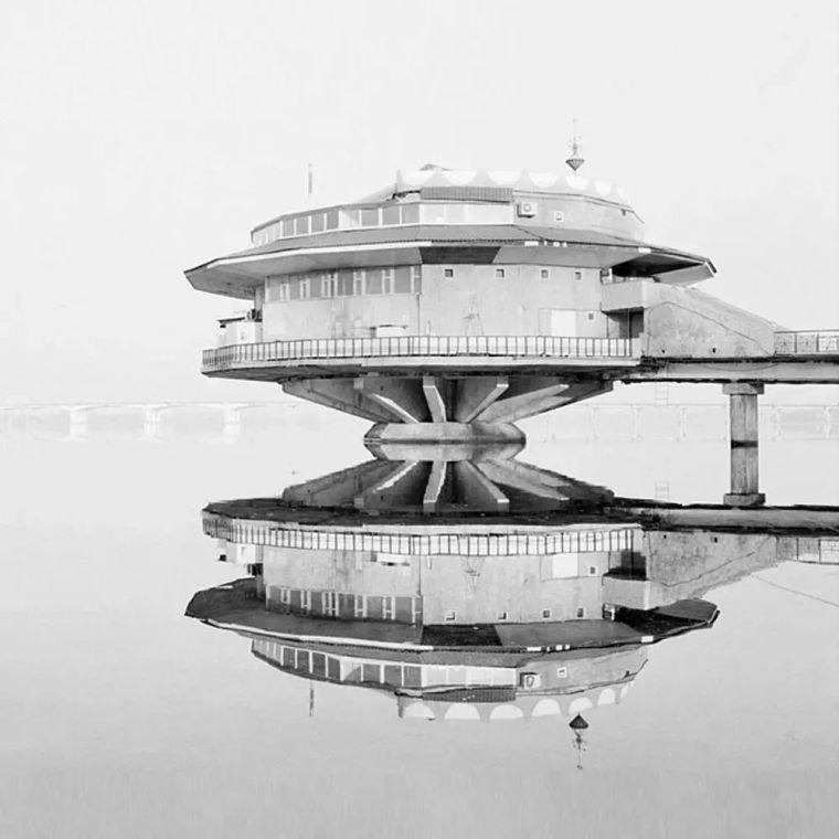 100年前苏联的建筑设计!简直科幻!