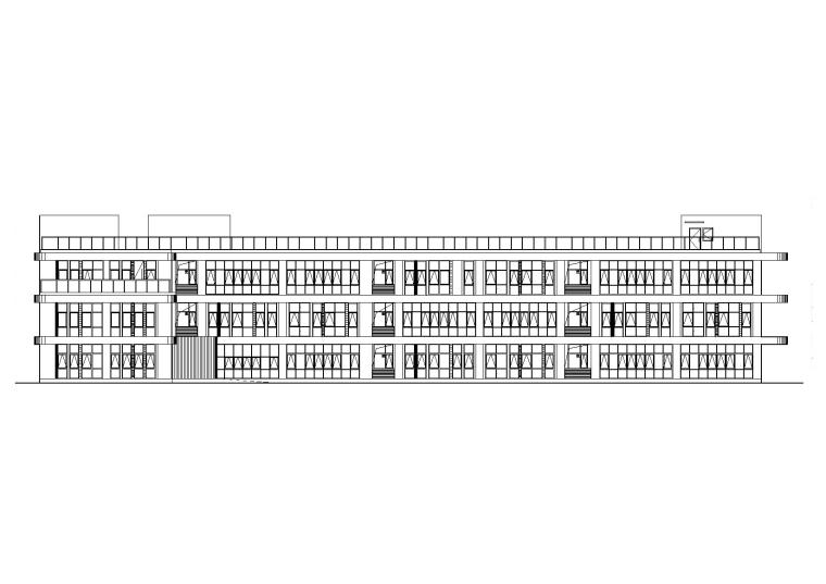 [青岛]东西洞门社区改造工程部分图纸含招标