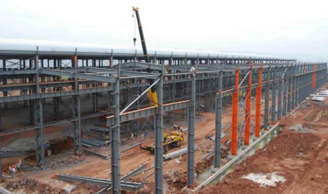 钢结构施工中有什么常见问题需要我们知道呢