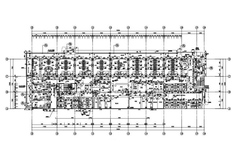 8层平面图