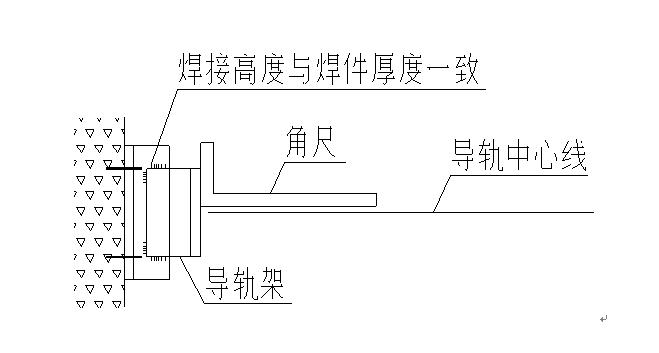 电梯工程施工组织设计方案