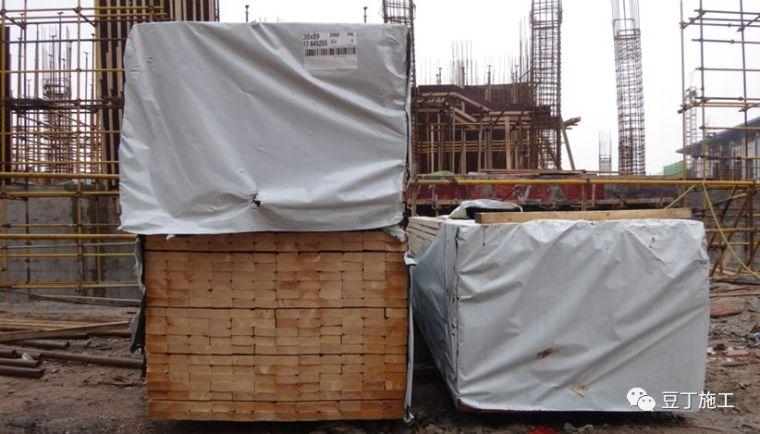 木模板施工标准做法!看完更上一层楼