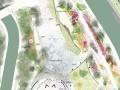 30套景观平面图PS素材+意向参考