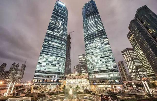 详解!BIM如何让上海国际金融中心闪耀东方