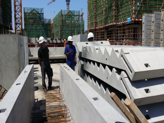 整体装配式混凝土建筑的施工与监理