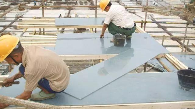 木模板制作、安装过程中的安全管理