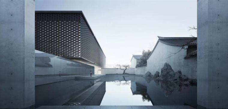 开放与包容——蔡元培纪念馆设计方案