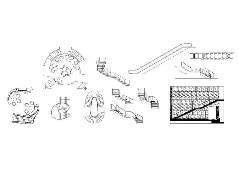 [学生常用]-整理好的CAD图块大全含PPT制图