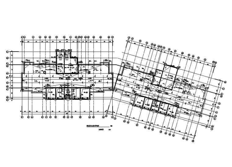 江苏住宅小区给排水设计施工图