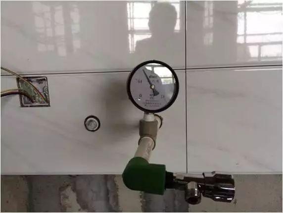 到位了!室内水电安装施工标准做法_12