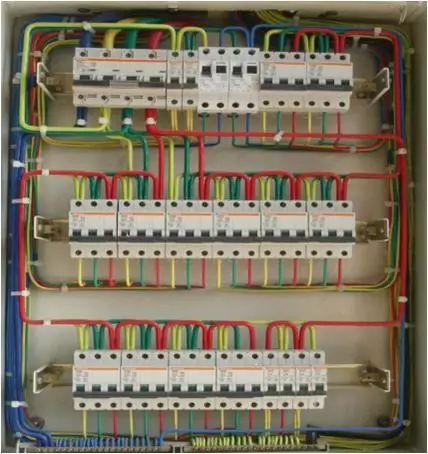 到位了!室内水电安装施工标准做法_6