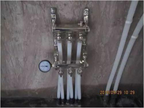 到位了!室内水电安装施工标准做法_19