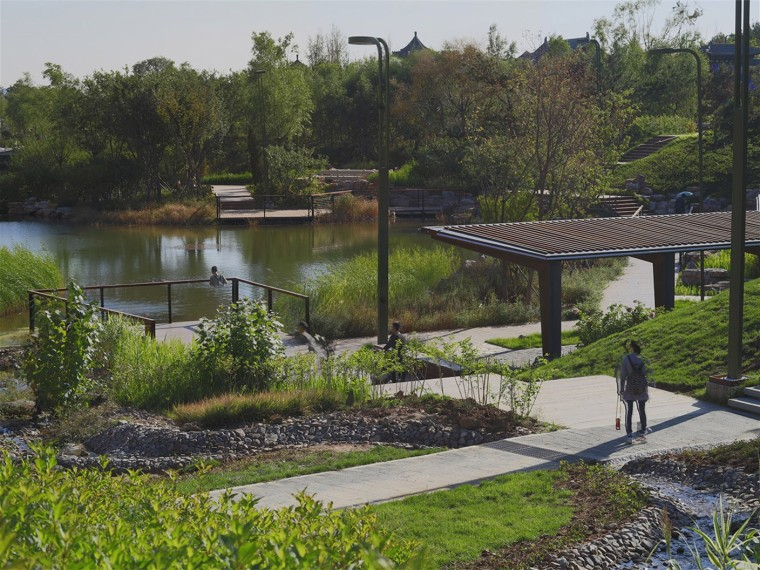 河北第二届园林博览会风景