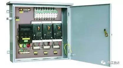 [电气分享]如何选择配电箱和里面的空开
