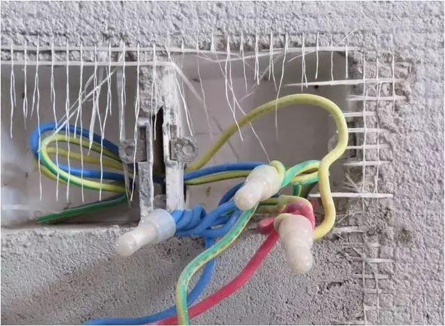 到位了!室内水电安装施工标准做法_4