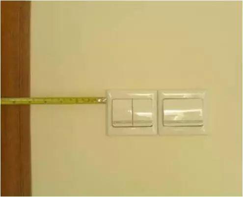 到位了!室内水电安装施工标准做法_1