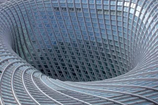 凤凰中心幕墙工程设计BIM案例