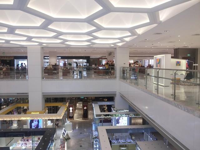 成都购物中心装修设计风格—水木源创装修设
