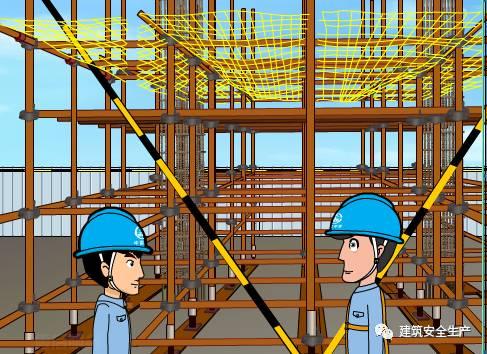 模板支撑体系10大方面安全设置要求,详细!_24