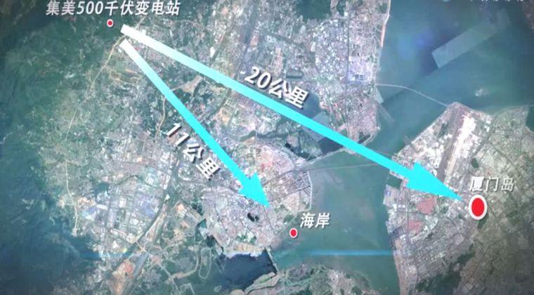 福建厦门集美500KV变电站工程BIM应用汇报