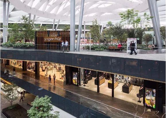 公园式街区商业如何设计才能吸引力十足?