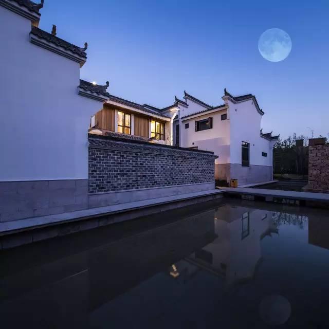 奥森悦享|中式·院落,简朴而宁静