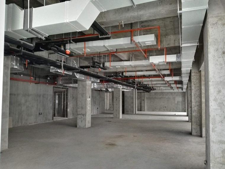 暖通空调工程施工安装详细技术要求