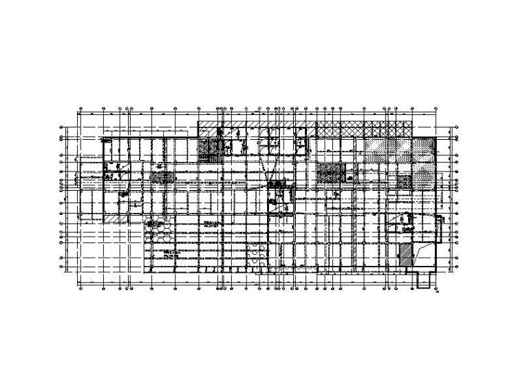 19层框剪结构病房楼建筑结构施工图2015