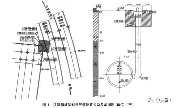地铁盾构隧道桩基托换施工技术研究