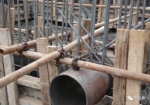 地下室人防工程施工方案例举_1