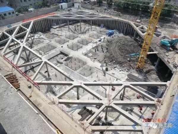 地下室及基坑施工全过程,带你了解_14