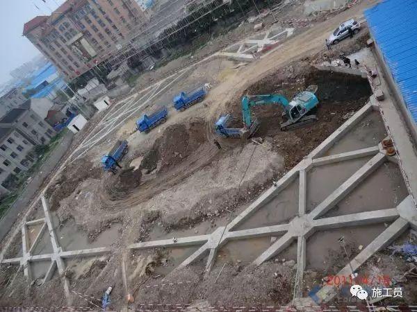 地下室及基坑施工全过程,带你了解_6