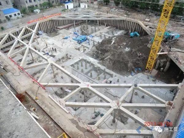 地下室及基坑施工全过程,带你了解_13