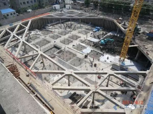 地下室及基坑施工全过程,带你了解_15