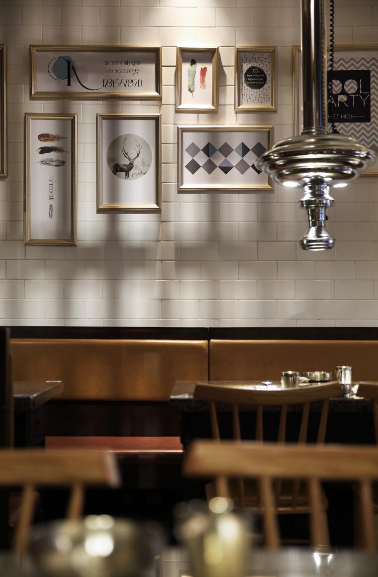 餐饮空间设计:汉拿山韩式烤肉_5